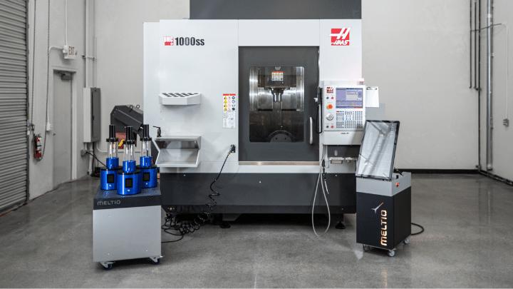 Meltio Engine 3D printer
