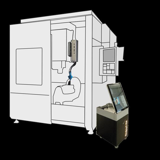 Meltio Engine CNC integration