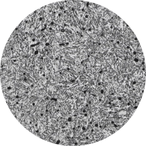 Meltio karbonsko jeklo material