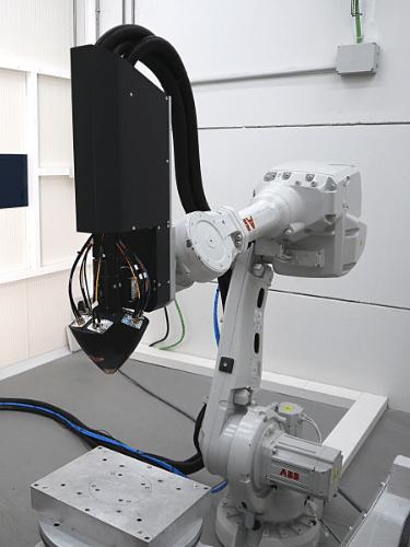 Meltio integracija z robotsko roko