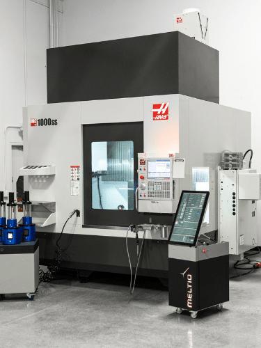 Meltio CNC integracija